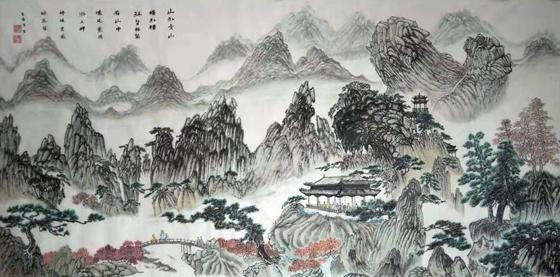 道法自然·直抒性情—走进著名书画家:万忠祥插图(1)