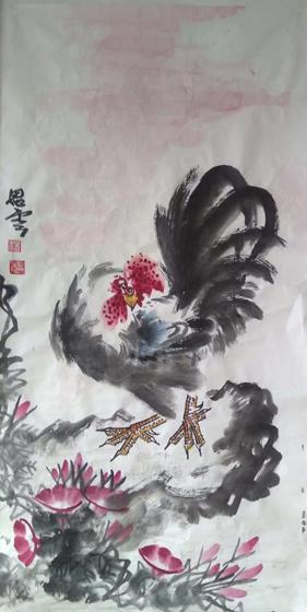 《笔尖下的国粹》建国70周年特别报道—著名画家:汤恩云