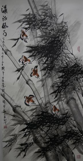 高雅自然·形神兼备—浅析著名画家魏斗的意境之美插图(5)