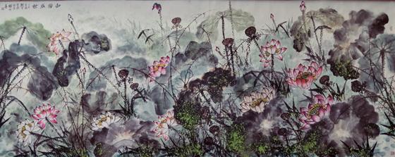 高雅自然·形神兼备—浅析著名画家魏斗的意境之美插图(11)
