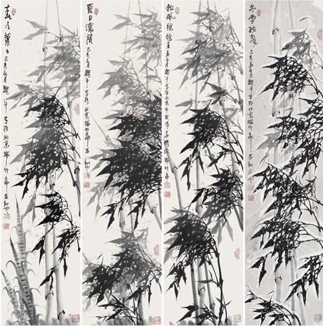 高雅自然·形神兼备—浅析著名画家魏斗的意境之美插图(3)
