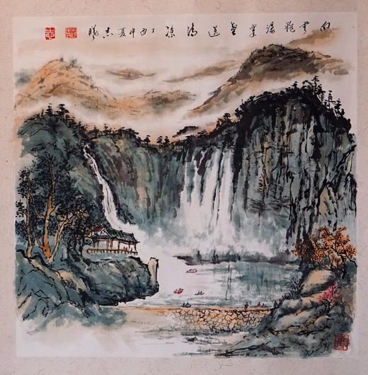 走进文化学者 德艺双馨艺术家:赵志锡-天津热点网